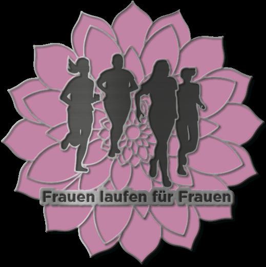 Virtueller Frauenlauf – Frauen laufen für Frauen Logo