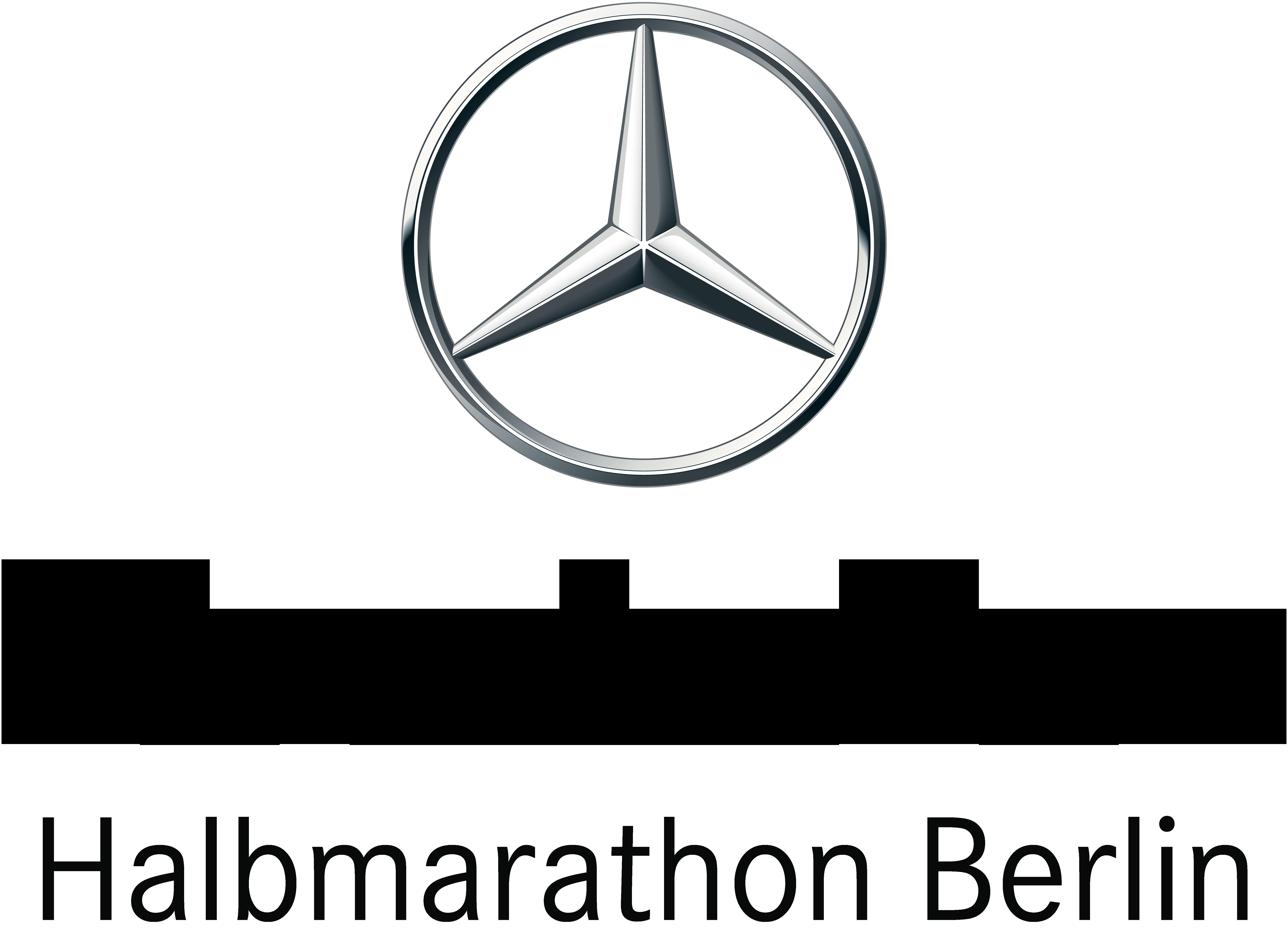 Mercedes-Benz Halbmarathon Logo